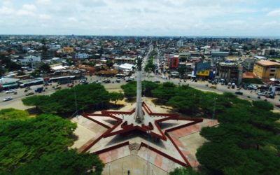 Cotonou; the heartbeat of Benin